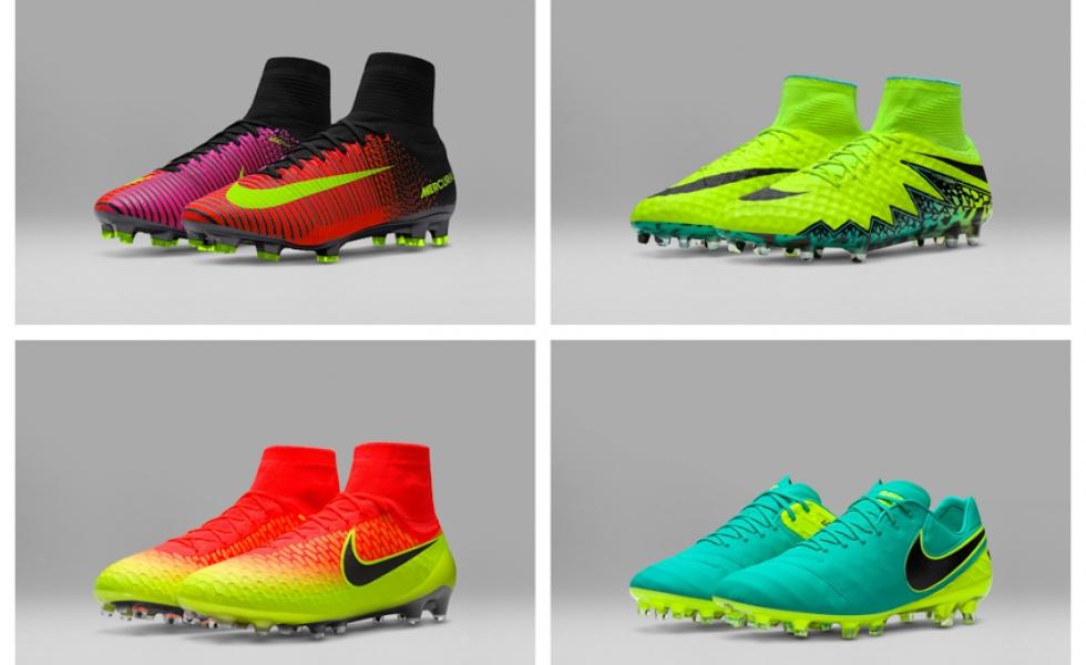 5659f5caee7b11 Nike Spark Brilliance, pronte per Euro 2016