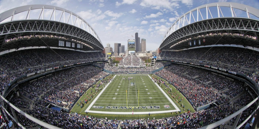 CENTURY LINK FIELD (Seattle, Washington)