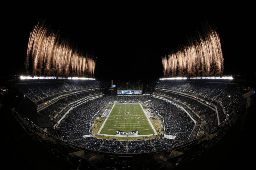 LINCOLN FINANCIAL FIELD (Philadelphia, Pennsylvania)