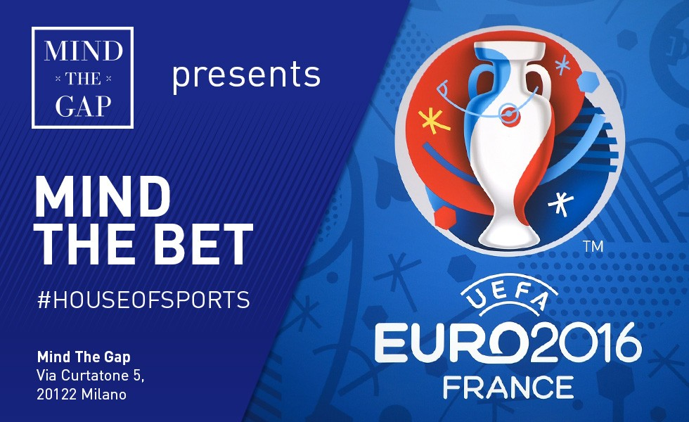 Euro 2016: Mind the Bet al Mind the Gap