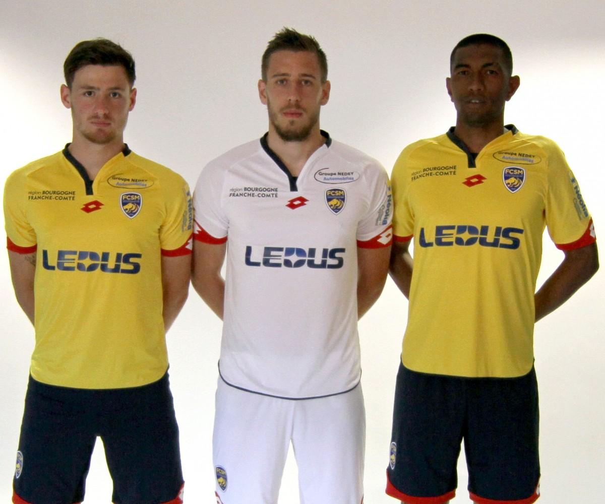 Maglie calcio 2016-2017 sochaux