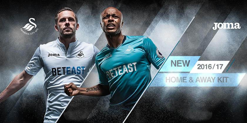 Maglie calcio 2016-2017 | Swansea