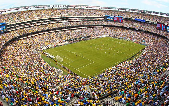 METLIFE STADIUM (East Rutherford, New Jersey)