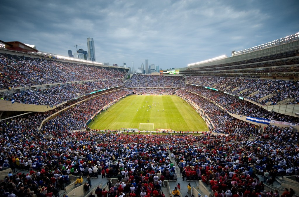 SOLDIER FIELD (Chicago, Illinois)