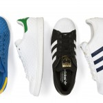 Stan Smith and Superstar W copy