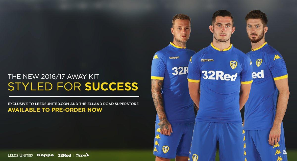 Maglie calcio 2016-2017 | Leeds
