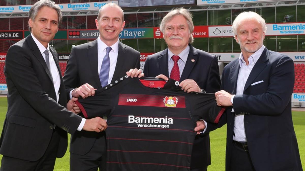 Maglie calcio 2016-2017 | Bayer Leverkusen