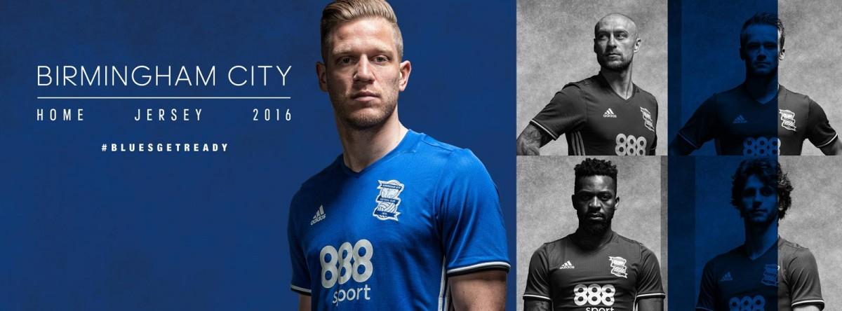 Maglie calcio 2016-2017  | Birmingham City