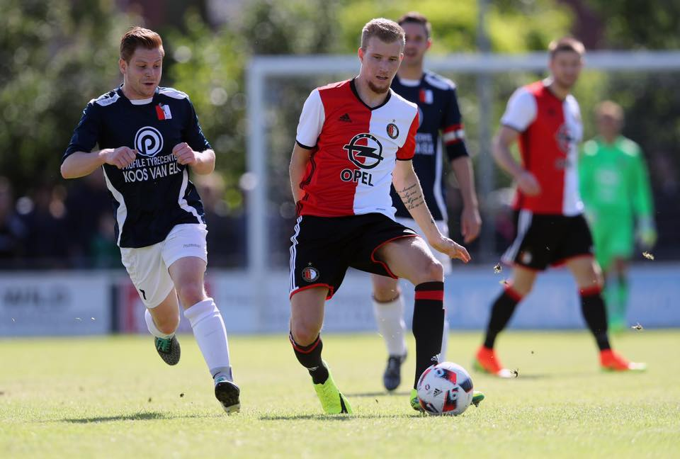 Maglie calcio 2016-2017 | Feyenoord