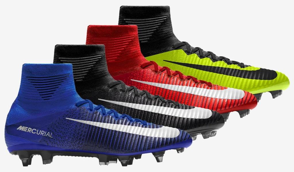 pretty nice 9f58d 9c5fd scarpe da calcio nike rosse