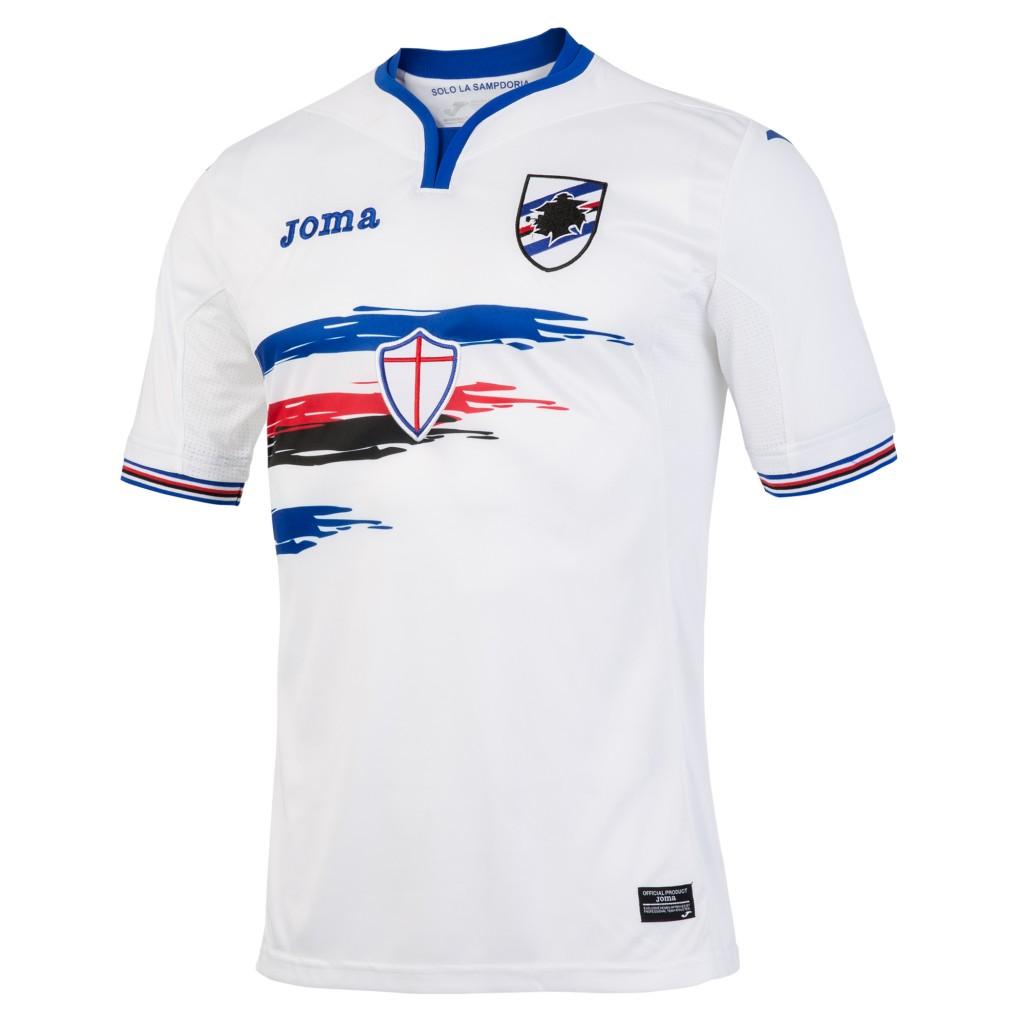 Maglie Sampdoria 2016 17