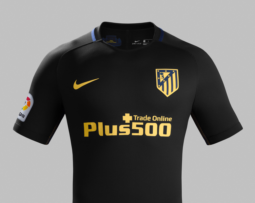 Maglie Maglie Nike Atletico Madrid 2016 2017