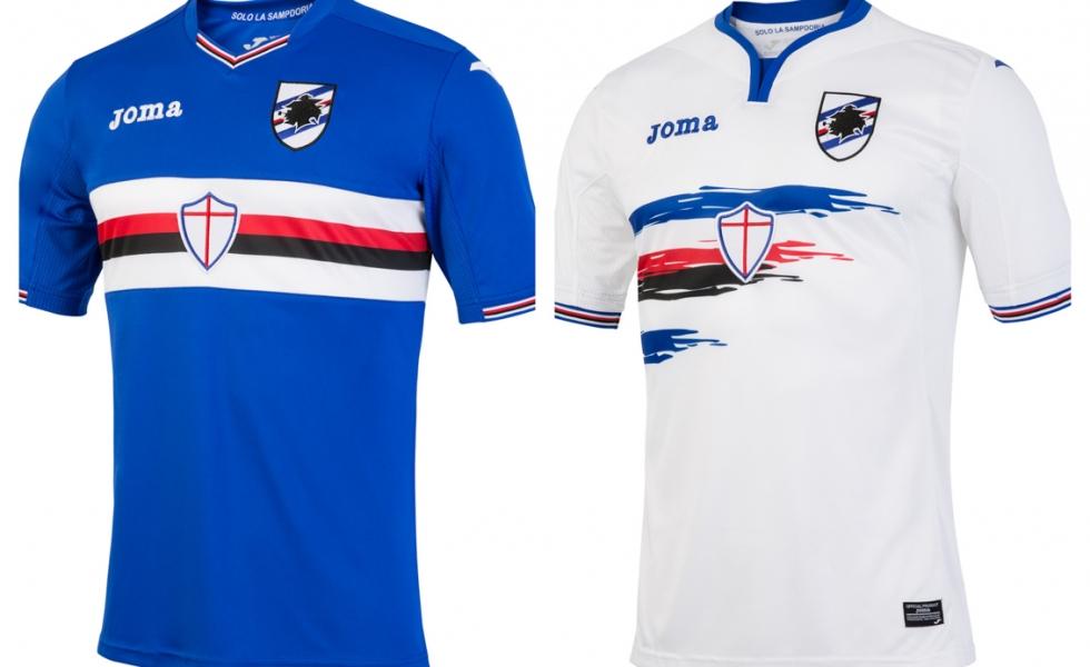 Seconda Maglia Sampdoria 2018