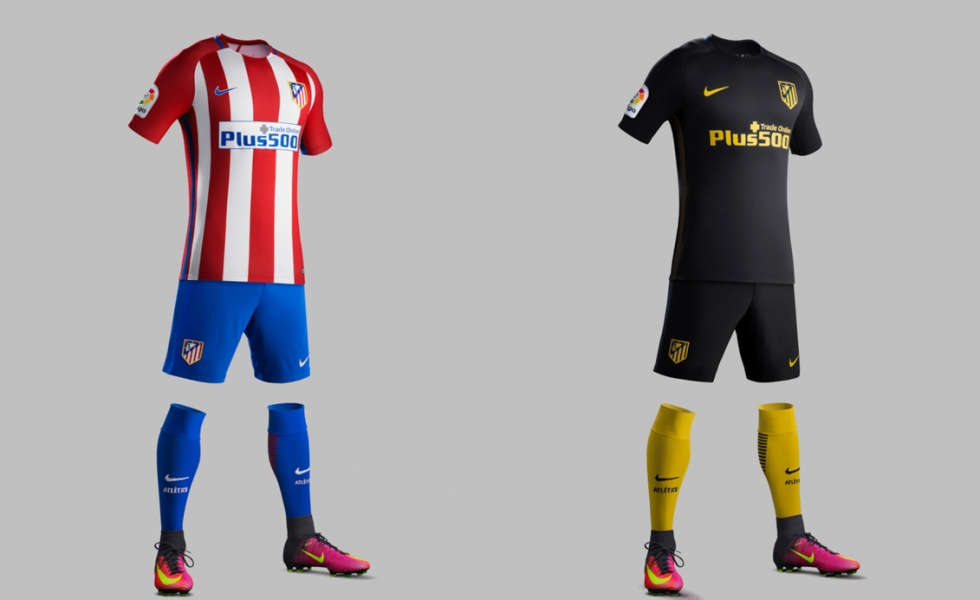 Terza Maglia Atlético de Madrid originale