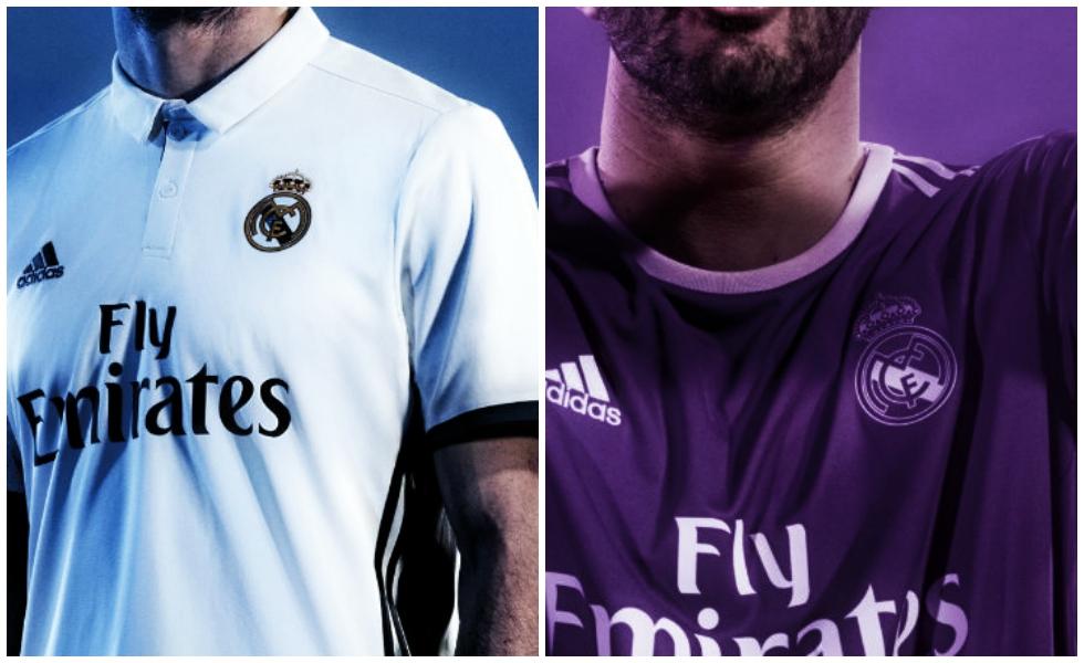 Maglia Home Real Madrid 2016