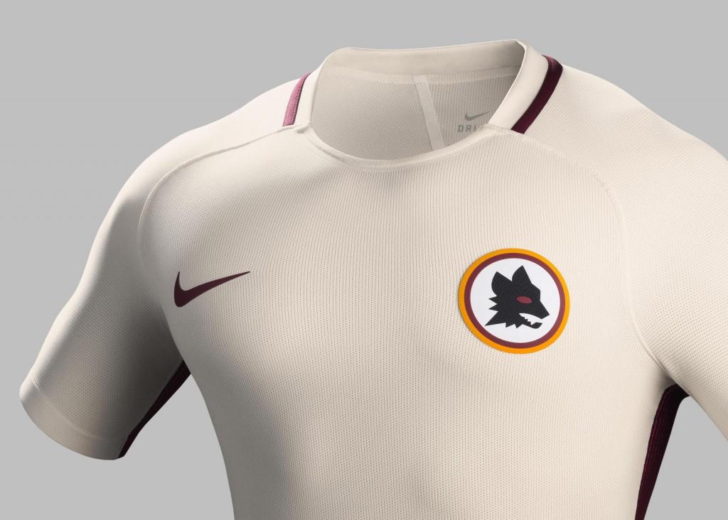 maglia away roma 2016 17