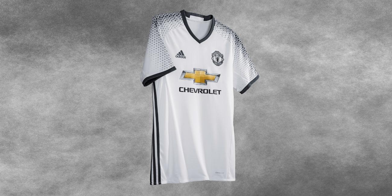 Terza Maglia Manchester United personalizzata