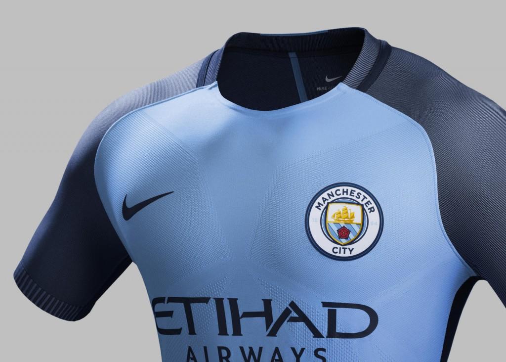 Maglia Manchester City 2016-17
