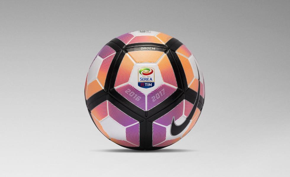 Nike Ordem 4, il pallone della Serie A