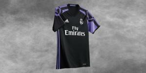 Terza maglia Real Madrid 2016 2017