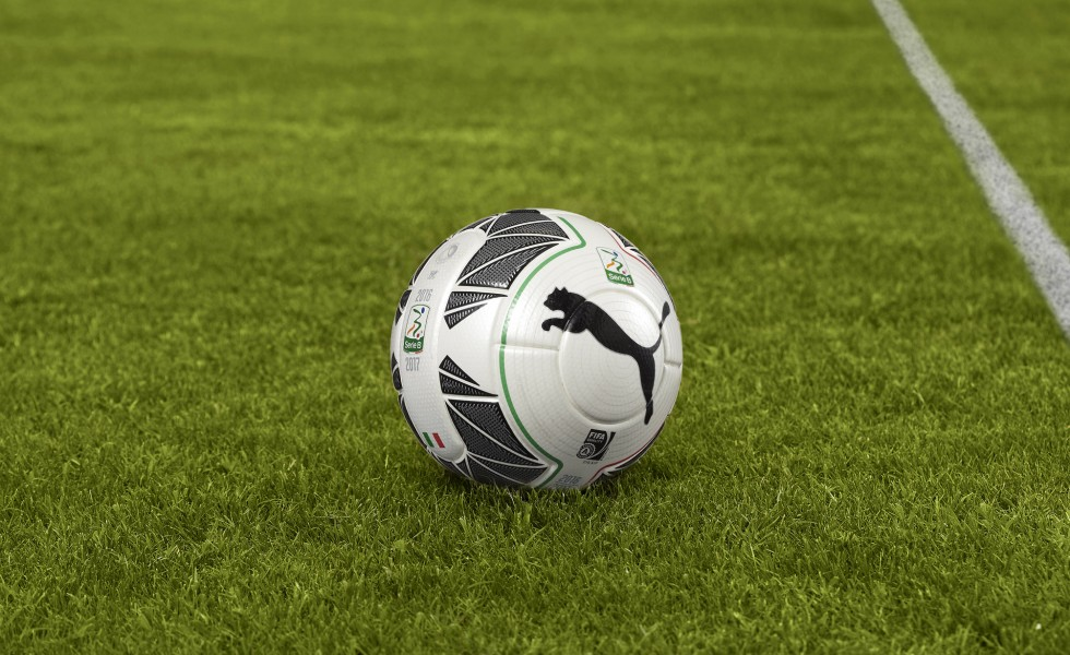Puma, il pallone della Lega B 2016/17
