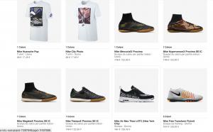 Nike Sconti prodotti svendita