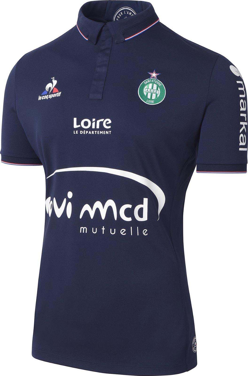 Maglie Ligue 1 2016/17