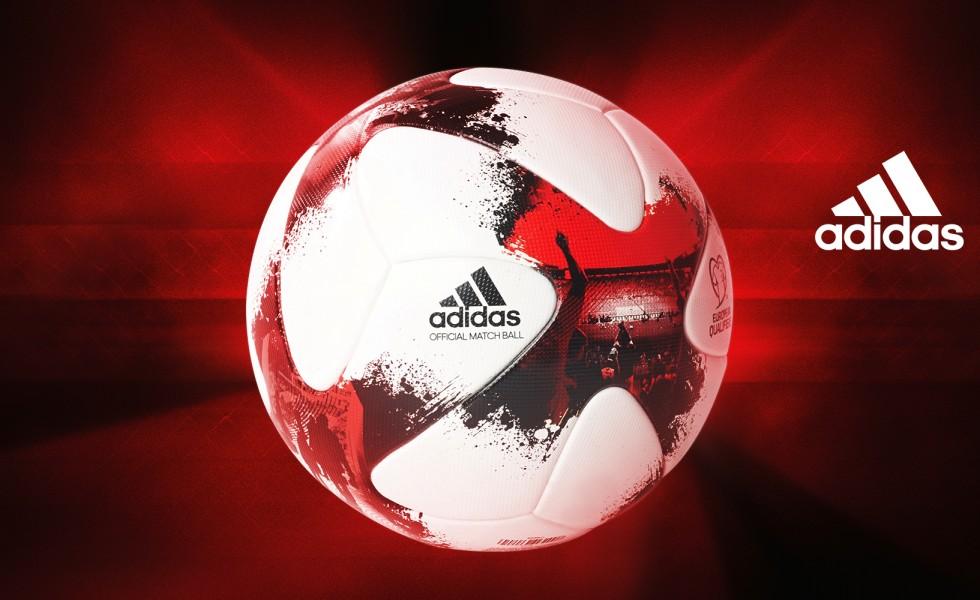Adidas svela il pallone delle qualificazione a Russia 2018