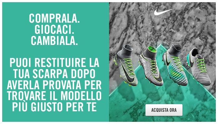 Nike 30 days Trial