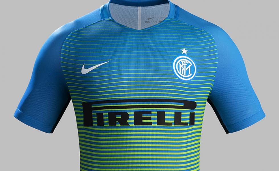 Seconda Maglia Inter Milan gara