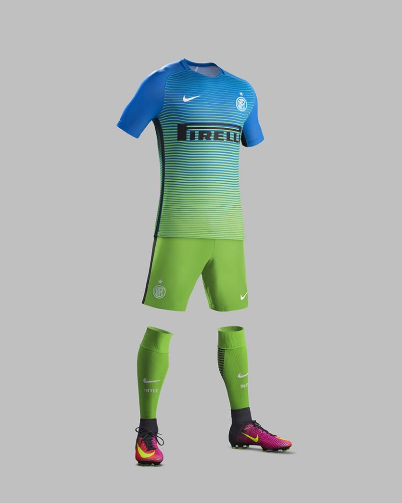 Seconda Maglia Inter Milan nuove