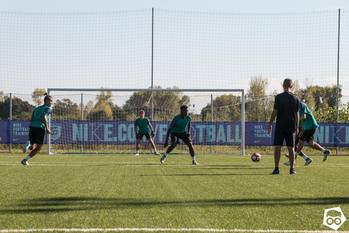 Nike Academy Milano