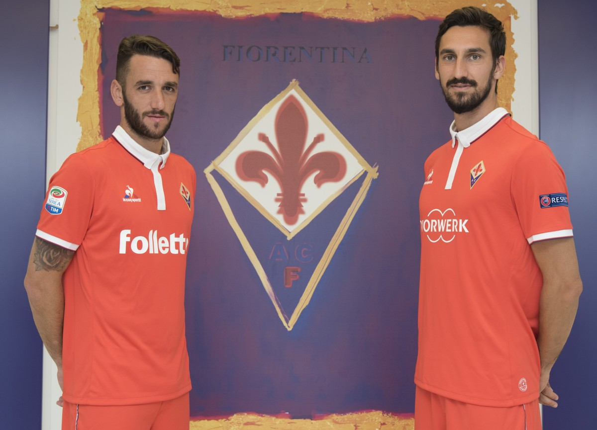 Le Coq Sportif, la terza maglia della Fiorentina