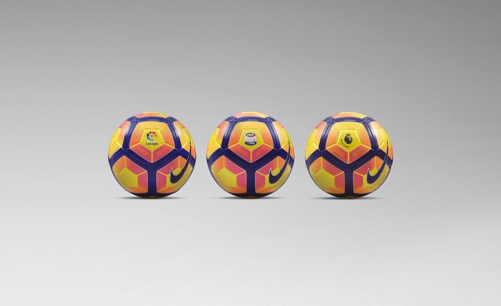 Nike lancia il pallone Ordem 4 Hi-Vis