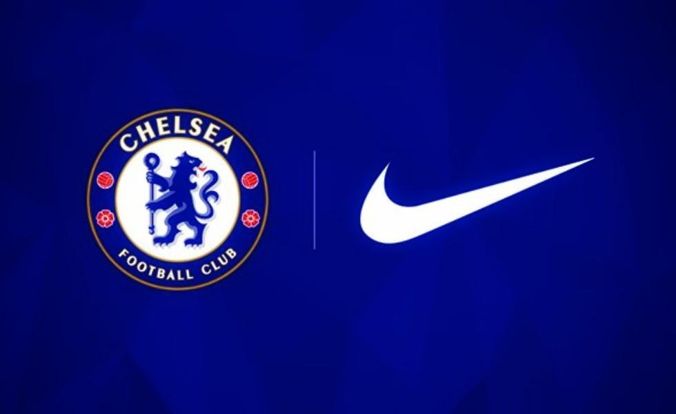 Chelsea, ufficiale il super contratto con Nike