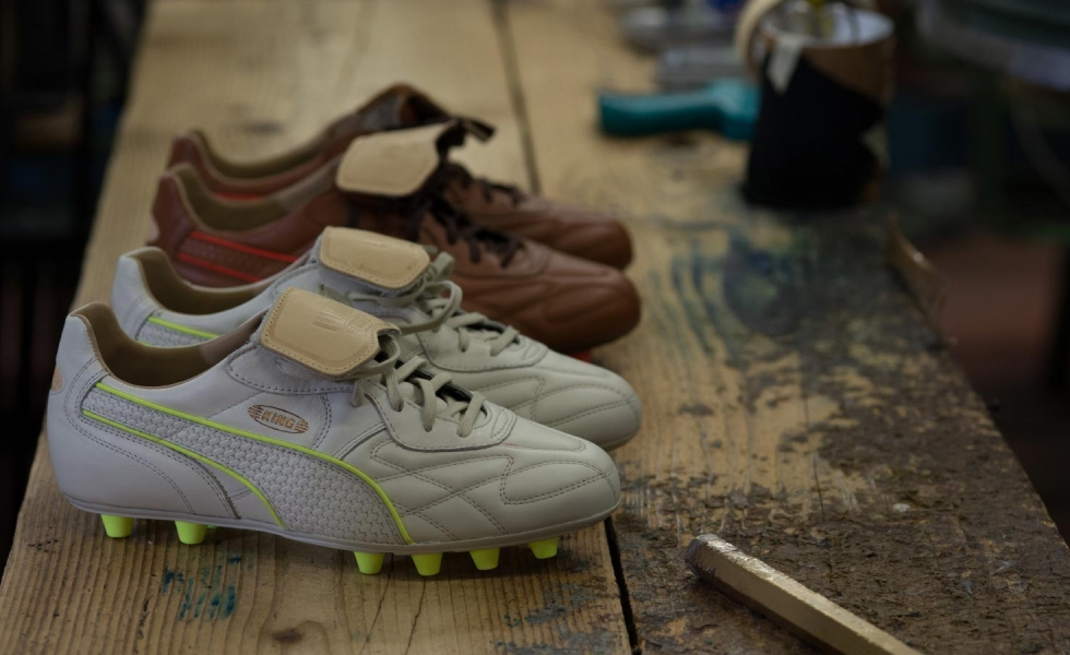 Puma King Natural Pack Made in Italy
