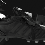 Adidas Gloro Total Black