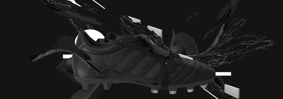 All in black, le scarpe da calcio nere del 2016
