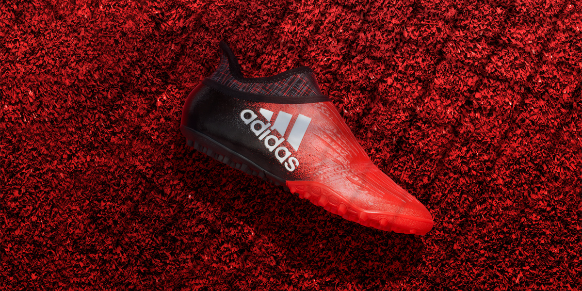 ADIDAS X 16 RED LIMIT