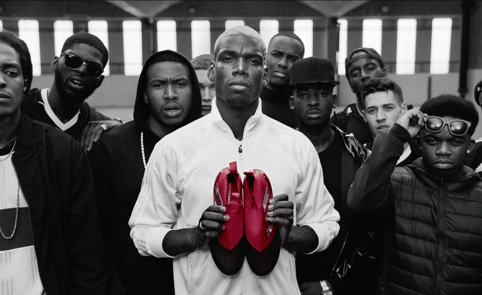 Adidas Ace 17 – Never Follow feat. Paul Pogba (VIDEO)