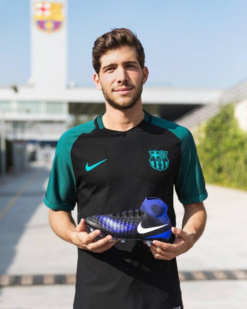 scarpe da calcio barcellona real madrid