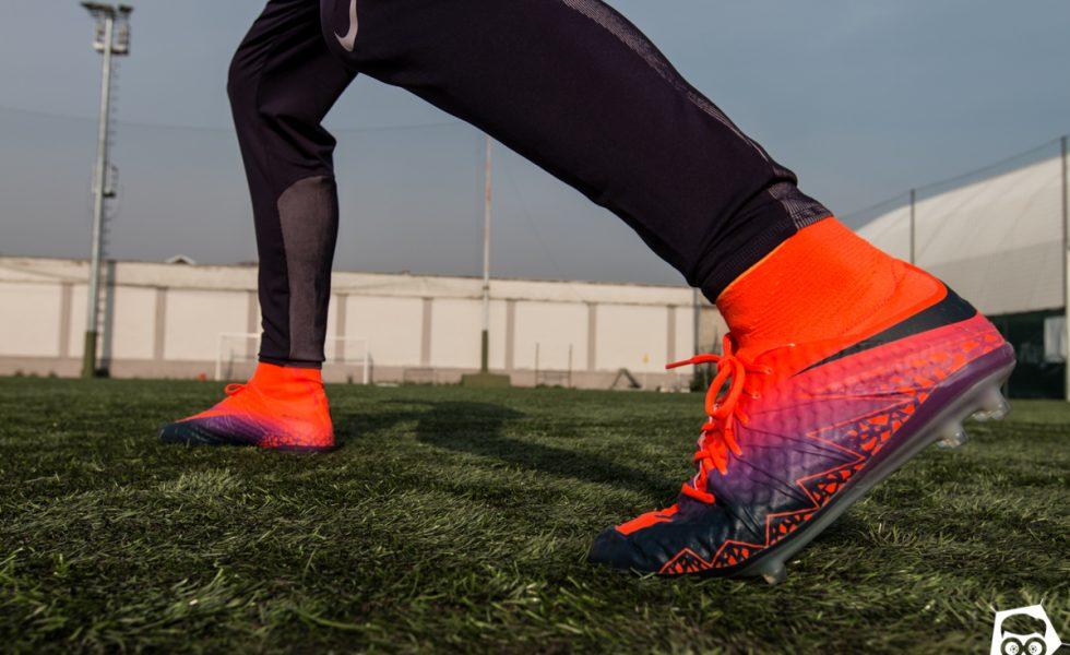 Nike Hypervenom Phantom 2, il test