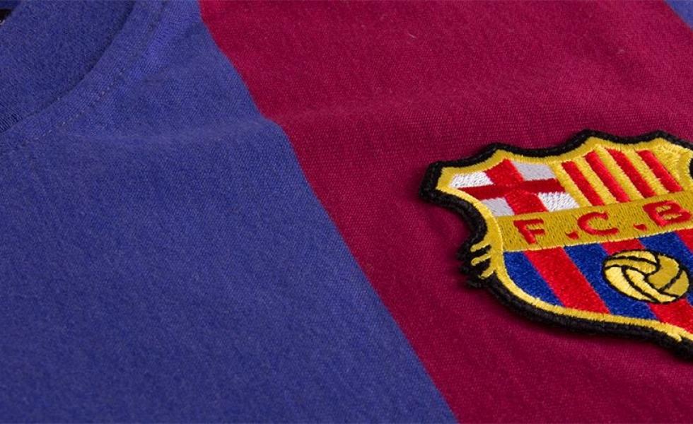 Copa Football, la collezione vintage del Barcellona