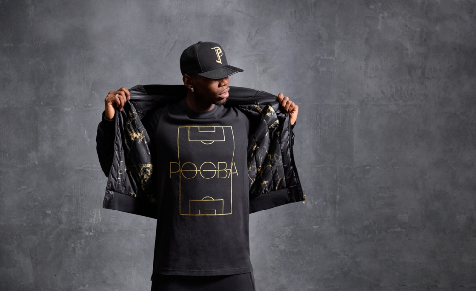 Adidas Football X Paul Pogba Capsule Collection
