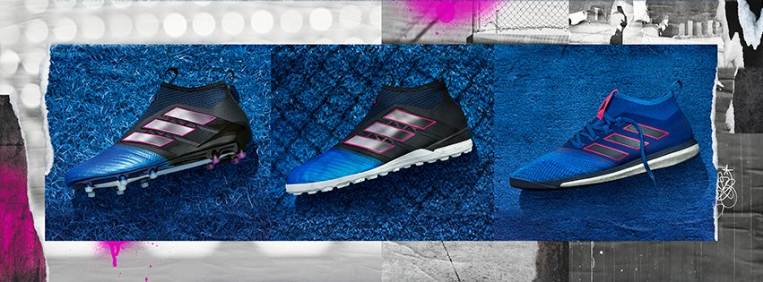 adidas ace 17 blue blast