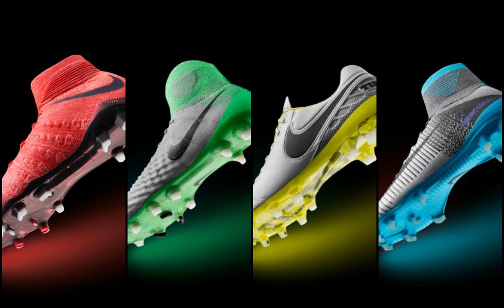 Nike Radiation Flare, le scarpe da calcio per uomini e donne