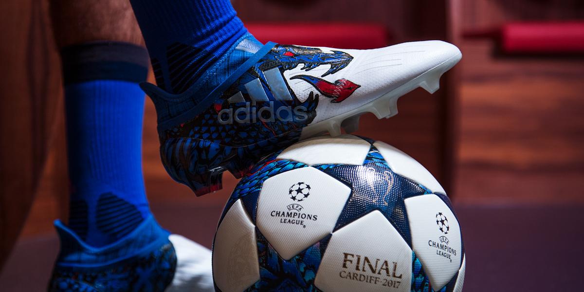 Adidas Pallone Ufficiale Champions League 2016/17
