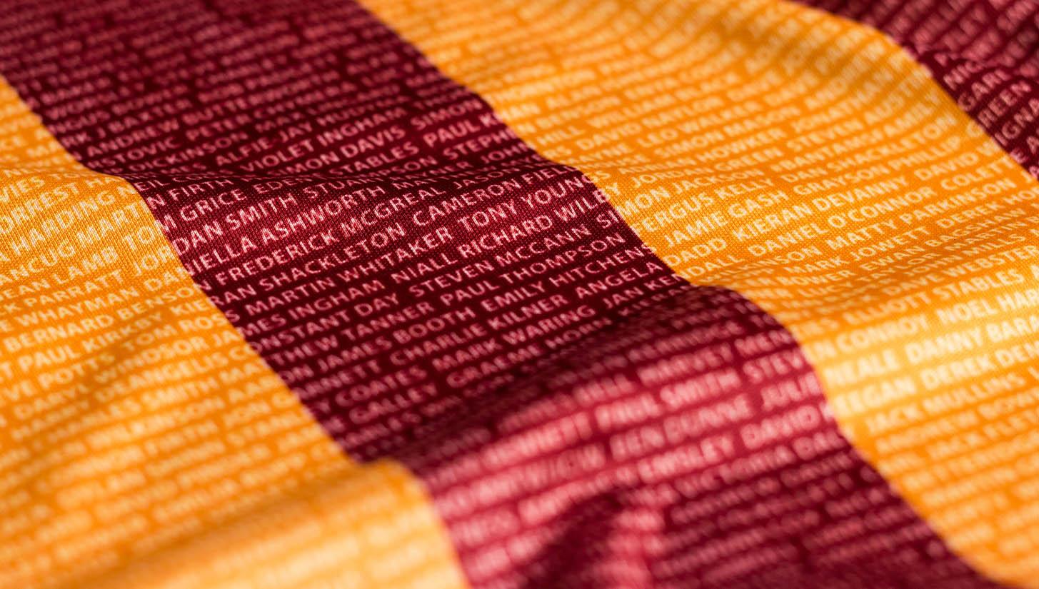 maglia calcio bradford