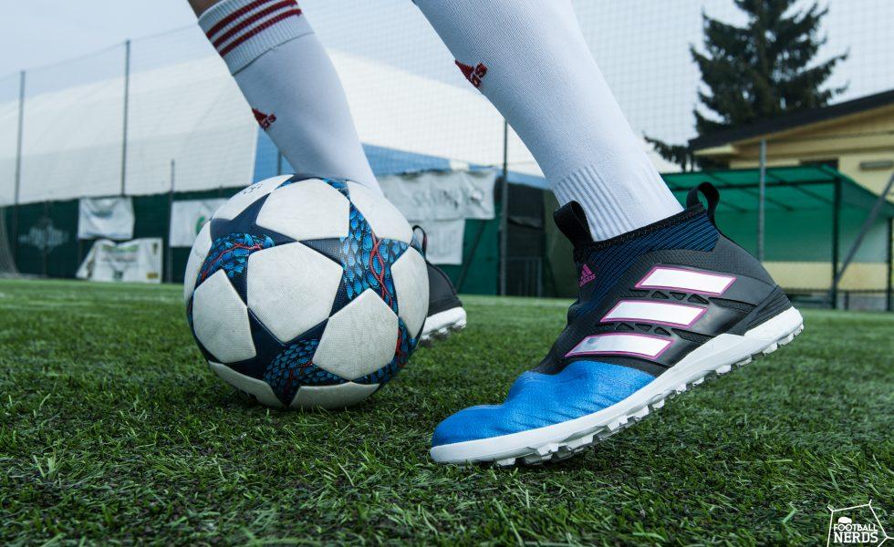 Adidas Ace Tango 17+ Purecontrol, il test