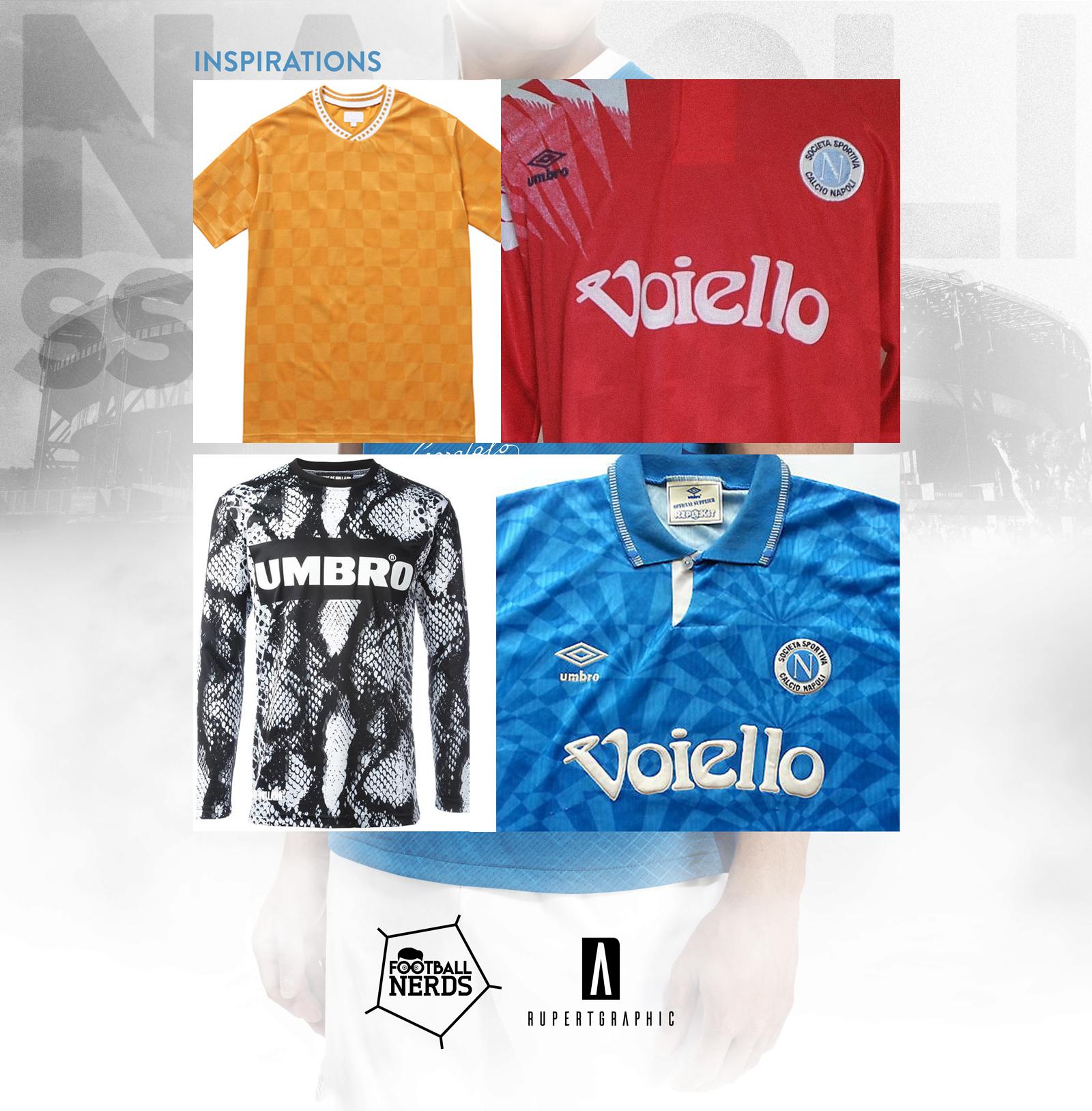 Napoli Concept Kit 17 18